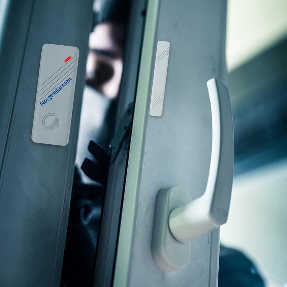 Magnetkontakt LiTE Innbrudd