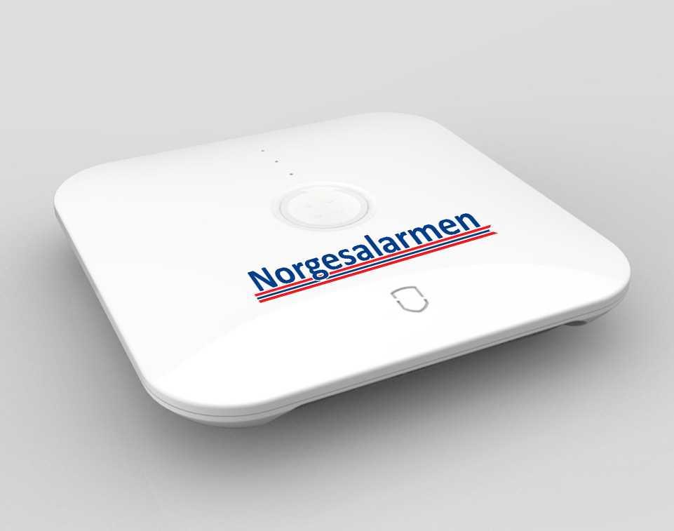 Norgeslarmen LiTE sentral