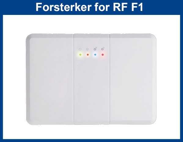 RF-F1-Forsterker